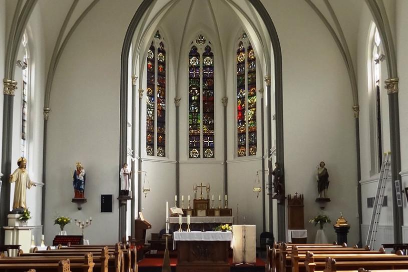 Kerk Deursen - de Bresser Schilderwerken