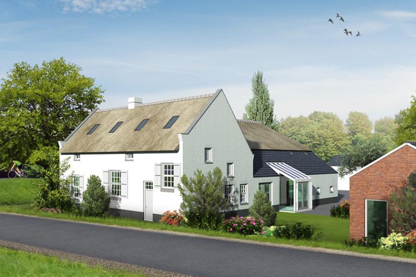 Woonboerderij Overlangel - de Bresser Schilderwerken