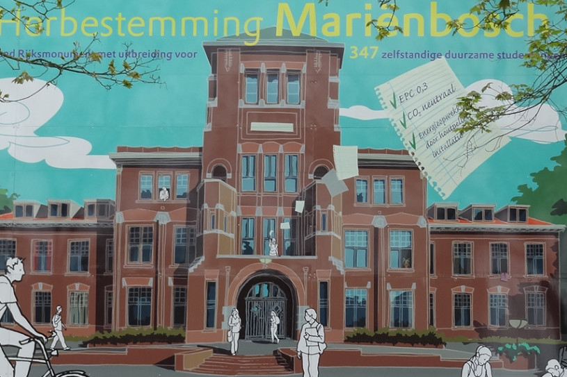 Herbestemming Mariënbosch Nijmegen